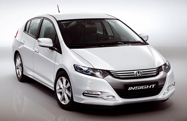 Honda Insight Alternatives Ecologiques