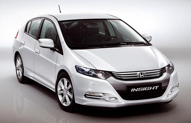 Honda Insight Alternatives Ecologiques