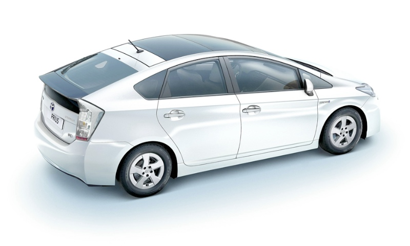 Toyota Prius Alternatives Ecologiques